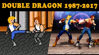 OpenBoR games: Double Dragon Gold - Abore playthrough