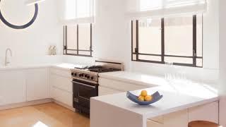 משטחי קוריאן למטבח | Boriston Corian