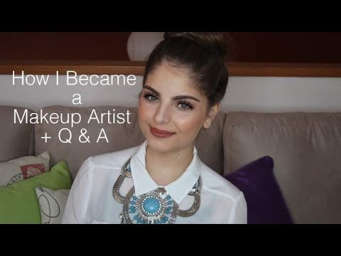 How I Became A Makeup Artist + Q & A