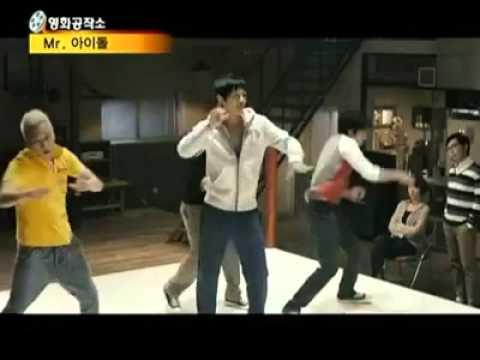 111015 Jay Park - mr.idol movie world