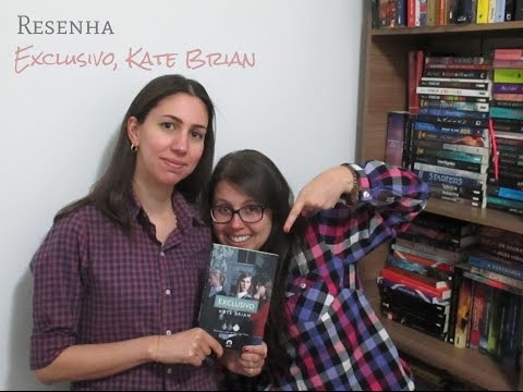 Resenha - Exclusivo, Kate Brian