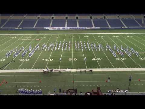 Spring Hill 2016 State Marching Contest Finals