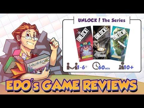 Edo's Unlock! Escape Adventures (The Series)