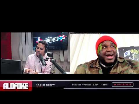 Santiago Matias entrevista a SECH para Alofoke Radio Show