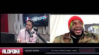 Santiago Matias entrevista a SECH para Alofoke Radio Show - Sech  (Video)