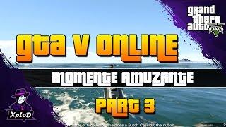 GTA 5 Online PC (#3) - Momente Amuzante (Revelion cu Dan Negru)