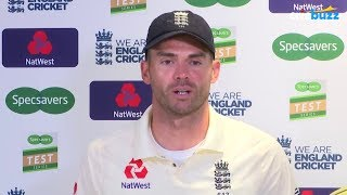 We'll go to bed dreaming about getting Kohli out first thing - James Anderson