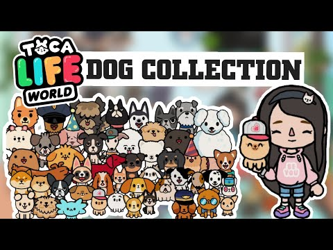 TOCA LIFE WORLD DOG COLLECTION