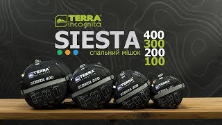 Terra Incognita Siesta Long 100 / left, оранжевый/серый - відео 1
