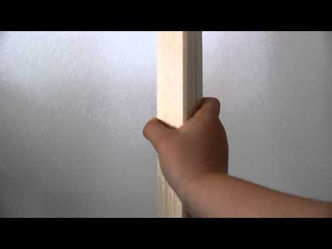 Stelzen bauen Teil 01/08: Die Materialauswahl