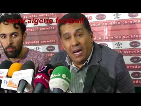 CRBélouizdad 3 - Nkana Red Devils 0 ( les réactions)