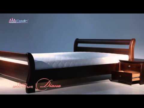 """Ліжко """"Диана"""""""