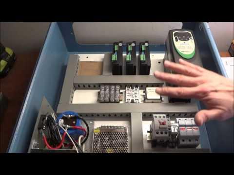 PM 727M CNC  Electronics Mounting