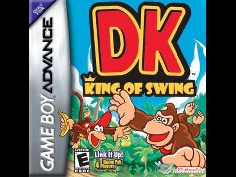 dk king of swing gba download