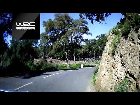 WRC - Corsica linea - Tour de Corse 2019: Shakedown ONBOARD Sordo