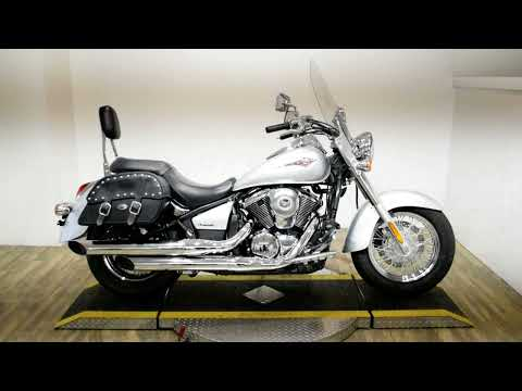 2006 Kawasaki Vulcan® 900 Classic in Wauconda, Illinois - Video 1