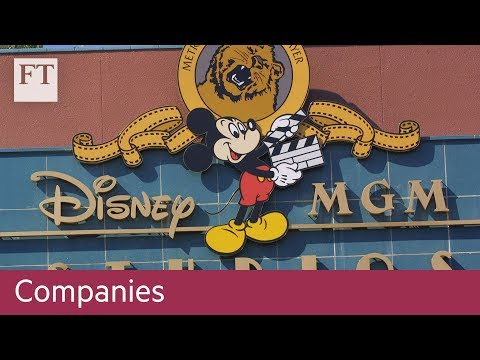 Disney rivals Netflix with streaming services | Companies