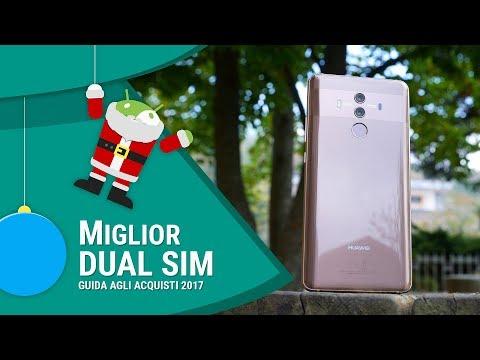 MIGLIORI SMARTPHONE Android DUAL SIM | Natale 2017 | ITA | TuttoAndroid