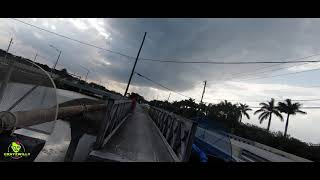 DJI FPV DRONE Under Bridges and Over Water..