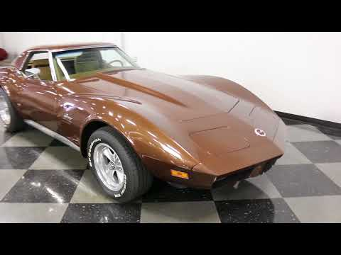 1974 Chevrolet Corvette for Sale - CC-994758