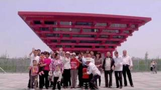 Video : China : The ShangHai 上海 World Expo : international pavilions