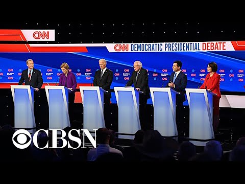 Biggest takeaways from final Democratic debate before Iowa caucus