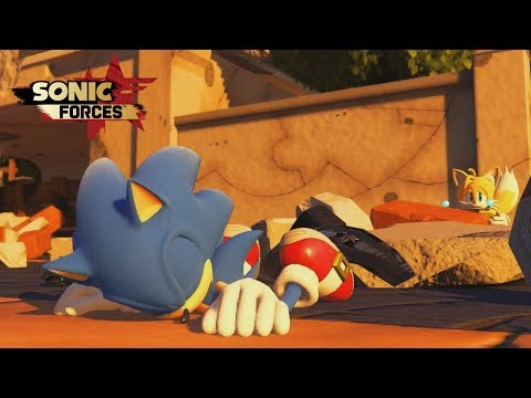 Sonic Forces (PS4) - Stage 1-6
