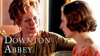 Edith Decides She Wants An Abortion | Downton Abbey