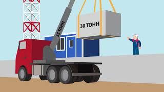 Технологическая карта строповки грузов