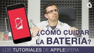 Cómo usar y cómo mejorar la batería de tu iPhone o iPad | Los Tutoriales de Applesfera