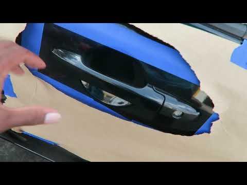 How To Plasti Dip Car Door Handle