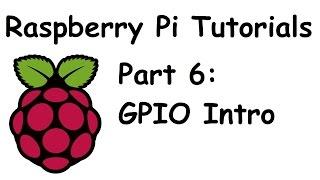 GPIO Basics With LED Light   Raspberry Pi And Python Tutorials P.6