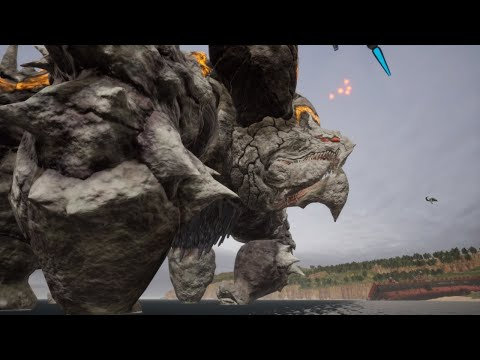 Earth Defense Force: Iron Rain - 4th Trailer