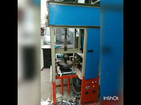Single Die Dona Making Machine