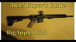 AR15 Buyer's Guide - Upper Receiver/Handguard