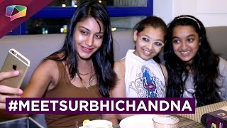 Surbhi Chandna's MEET & GREET  with her Lucky Fans | Dinner with Fans | Exclusive
