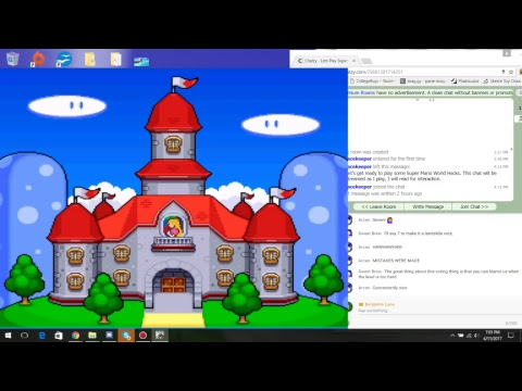 Download All One Screen Puzzles Super Mario Logic Smw Rom Hack Video