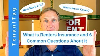 What is Renters Insurance and 6 Other Common Questions About It 2019