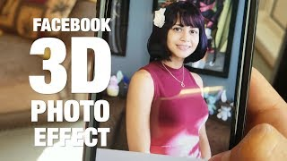 How to Post a 3D Photo on Facebook from your iPhone