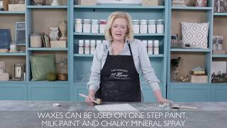How To Use Light & Dark Antique Wax