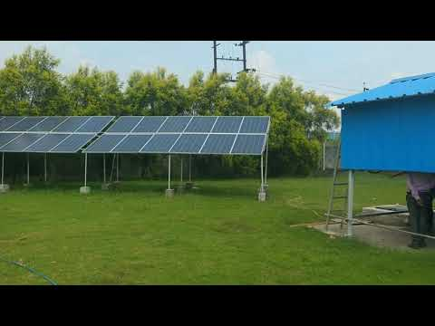 Crompton Greaves Solar Drives
