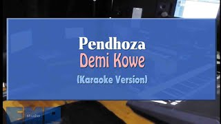Pendhoza Demi Kowe Karaoke Tanpa Vocal