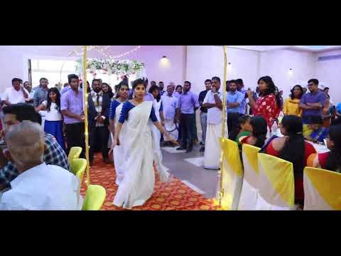Kerala Christian wedding #Mariya n Mathukutty..  #Cousins Dance