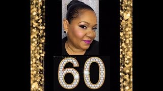 I GAVE MY MOM A SURPRISE 60TH BIRTHDAY PARTY!!!!