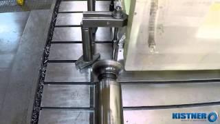 CNC - Bohr- und Fräswerk TOS VARNSDORF - WHN 13.8 CNC (1995)