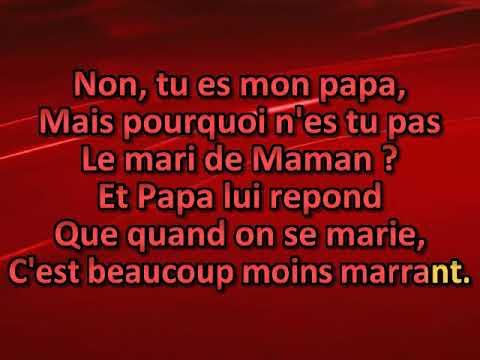 Yves Duteil   La maman d'Amandine