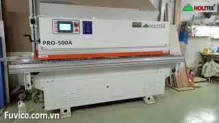 Máy dán cạnh 5 chức năng PRO-500A | Cho ra sản phẩm dán chỉ cực đẹp