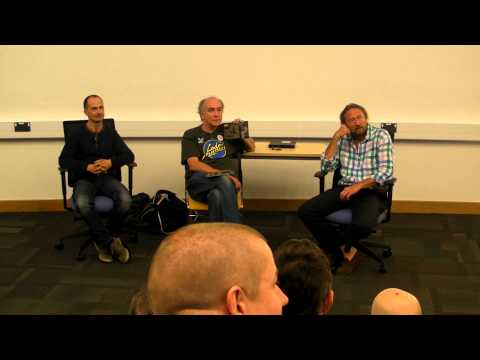 Sinclair ZX Spectrum - 30th Anniversary 2012 - Hardware panel talk