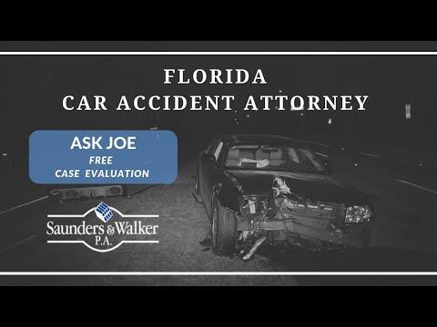 Florida Car Accident Attorney
