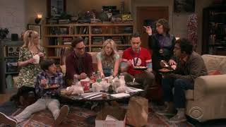 The Big bang Theory Series Finale Ending